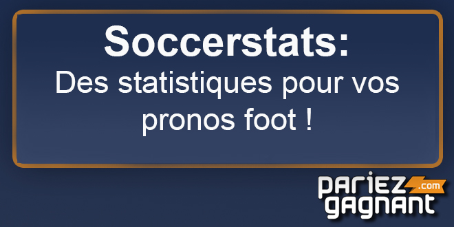 soccerstats parieur pro