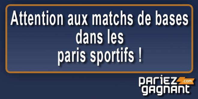 bases paris sportifs