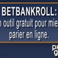 parier en ligne avec betbankroll