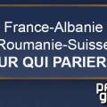 France albanie pari sportif