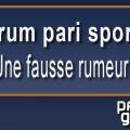 forum pari sportif