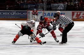 compétitions hockey sur glace