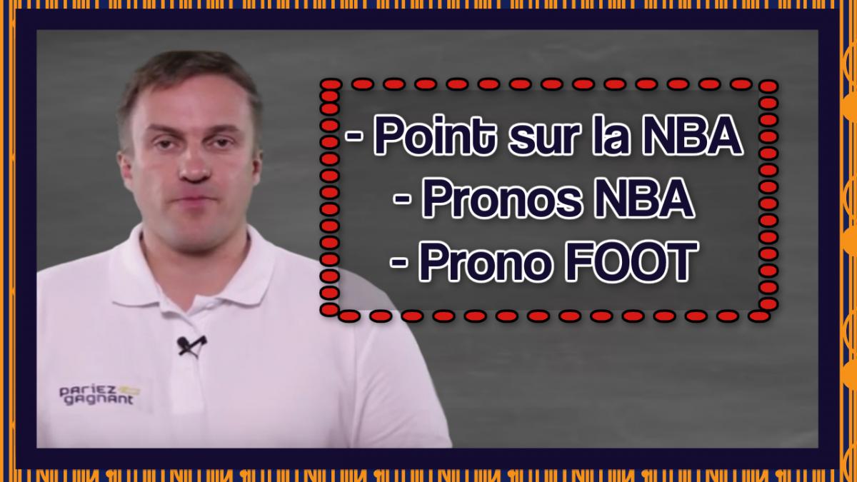 NBA pronos